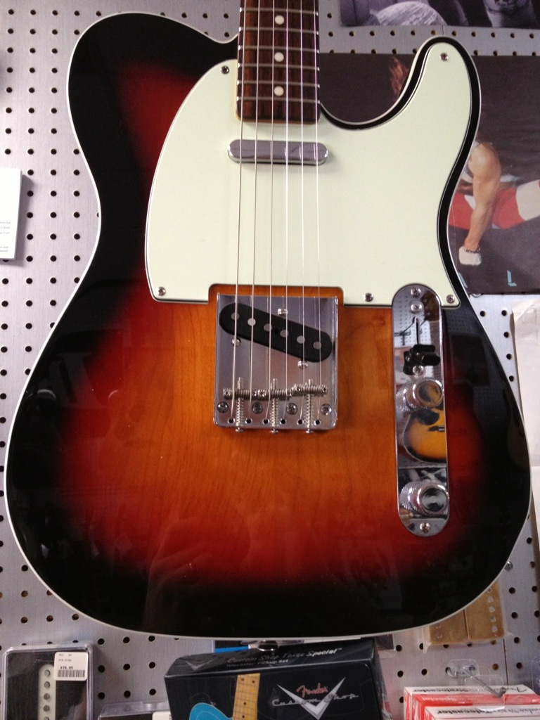 just installed texas special pickups in this tele guitars united. Black Bedroom Furniture Sets. Home Design Ideas
